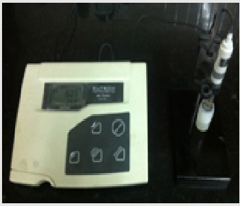 Table type PH/Conductivity meter